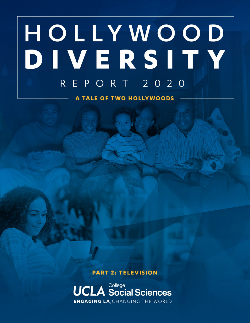 Hollywood Diversity Report 2020, Part 2: Television Cover
