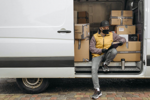 Parcel Delivery Person