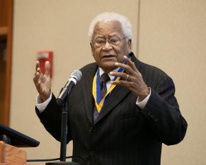 UCLA Medal Presentation Rev. James Lawson Jr.