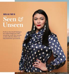 Seen & Unseen Flyer
